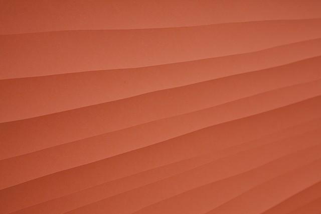 Orange Horizon 1A Detail