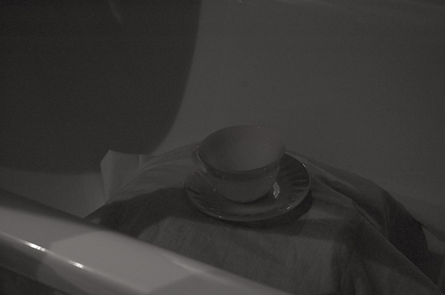 Cup (black&white)