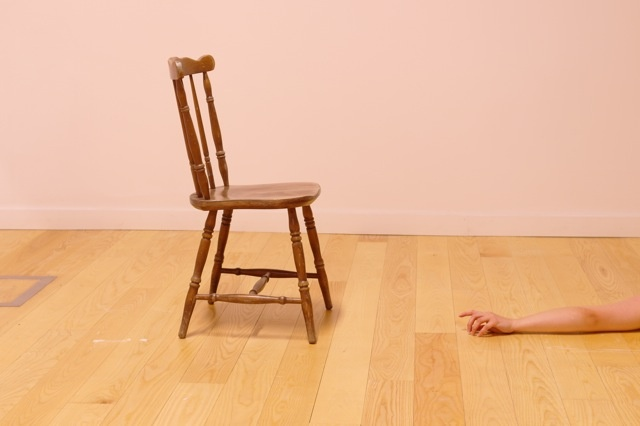 Robyn LeRoy-Evans photography artist 2012 SIA Gallery Residency 'Chair Series'