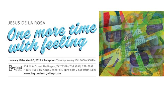 Solo Exhibition at Beyond Arts Gallery