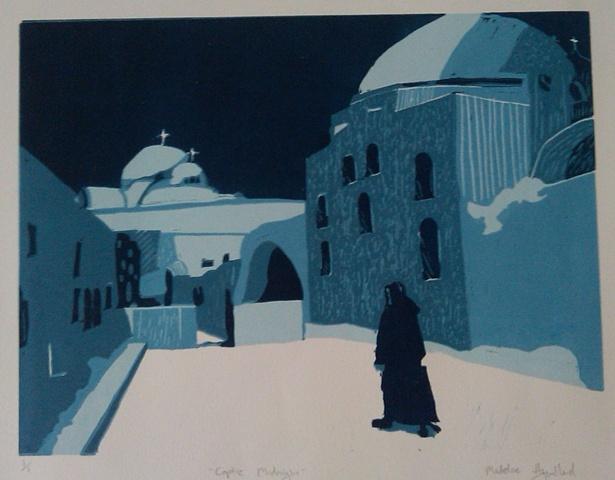 Coptic Midnight