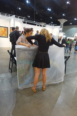 EXHIBITIONS - ART FAIRS