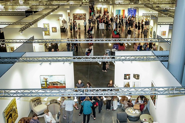 2015 - Houston Fine Art Fair