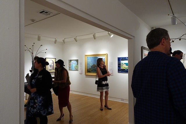 2015 - Laguna Art Museum Art Auction