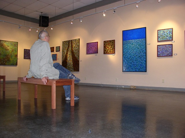 "2005-""SYMPHONY"" Vien Dong Gallery Solo show. Westminster, CA"