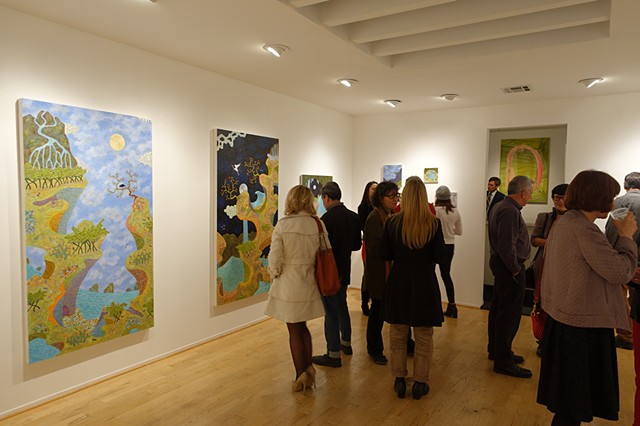 2014 - LAUNCH LA Gallery