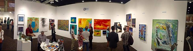 2016 - PALM SPRINGS ART FAIR