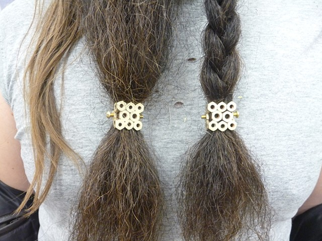 Hair Jewelry (detail)