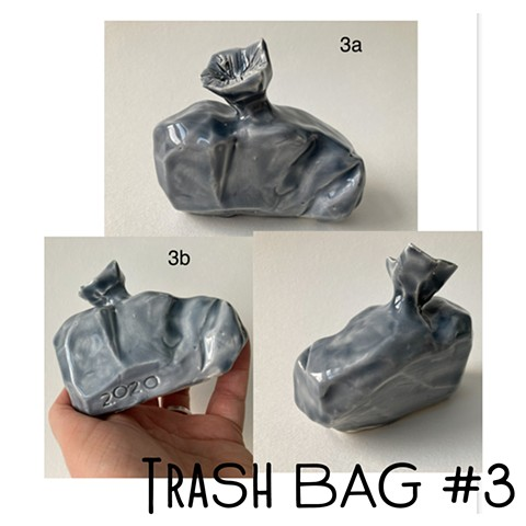 Ceramic Trash Bag 2020