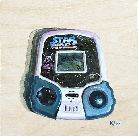 Star Wars MGA Hand Held Videogame