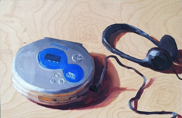 CD Walkman