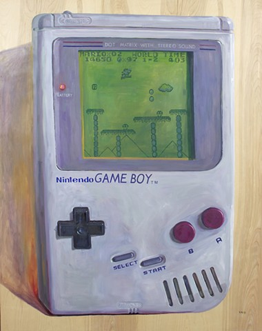Monstrum Gameboy