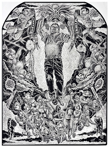 Asuncion del Emigrante (Assumption of the Immigrant)