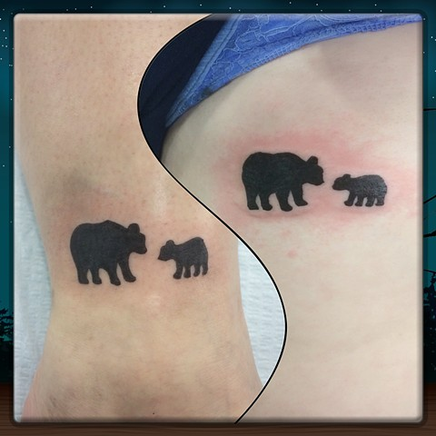mama bear tattoos