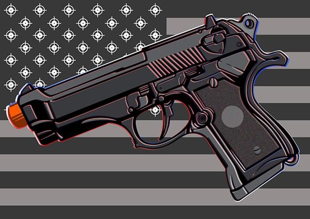 Guns' Armerica