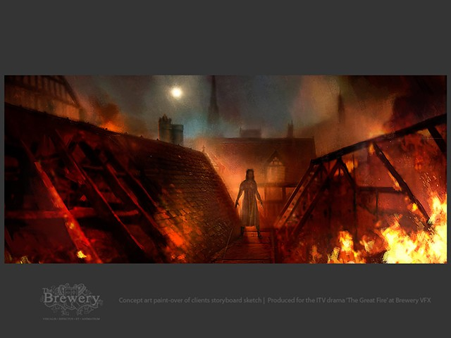 The Great Fire - ITV