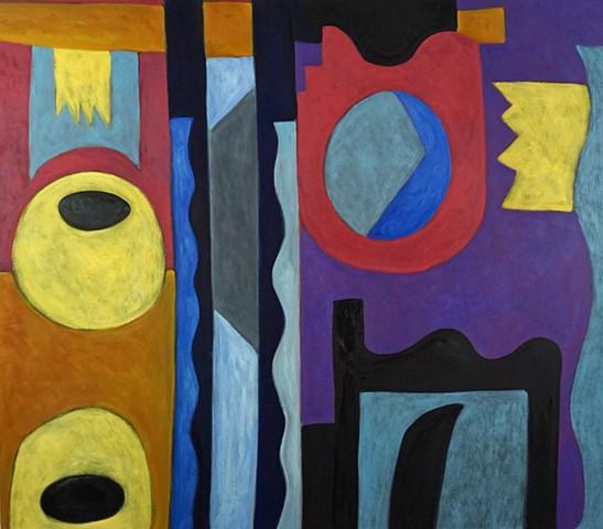 Composition 42  42x48