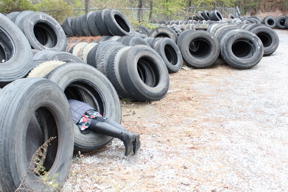 Abandoned Tires