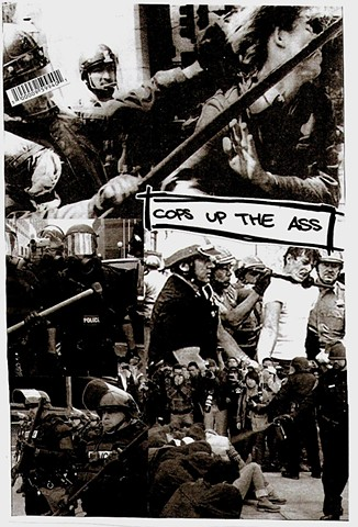 "War Without End 16 ""cops up the ass II"""