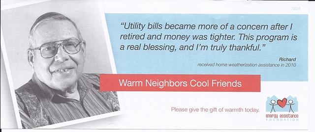 "Ameren Cilco ""Warm Neighbors, Cool Friends"" Campaign"