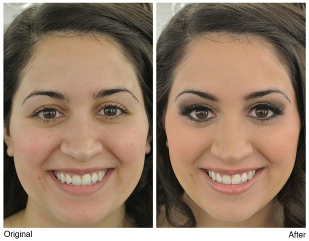 Airbrush Makeup,Color Correction Uneven Skintone