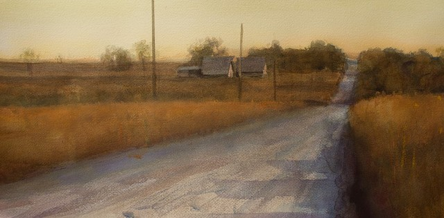 Devin Michael Roberts Paintings Art Watercolor