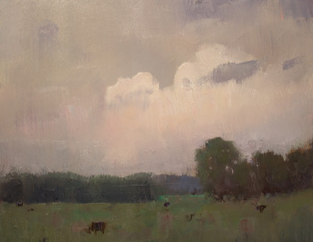Devin Roberts paintings Plein Air Painting Artist landscape