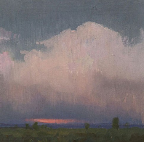 Devin Michael Roberts Paintings Art Painting Clouds
