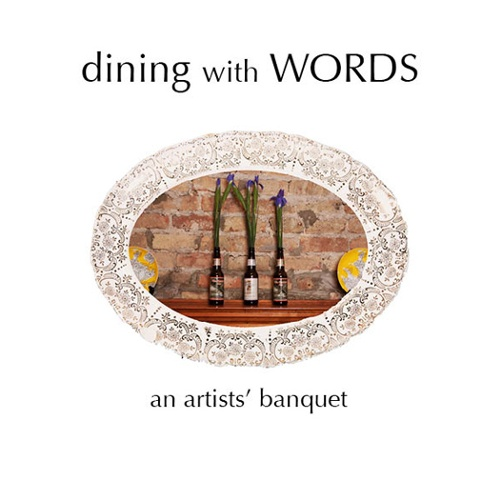 Dining with Words cover