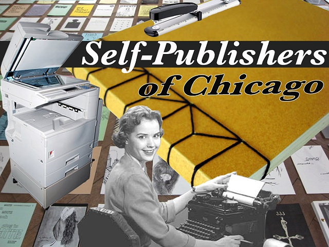 Self-Publishers of Chicago Logo Prototype