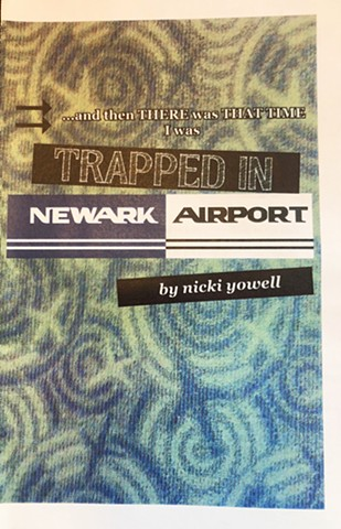 Trapped in Newark Airport