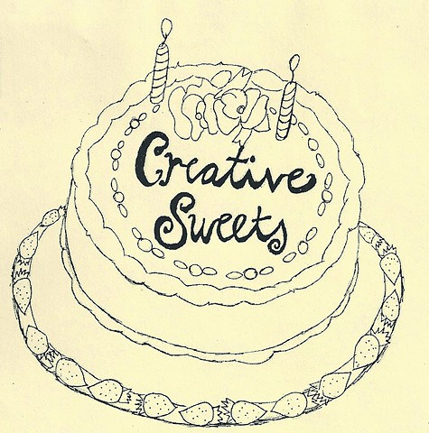 Creative Sweets Logo / IPRC Campaign