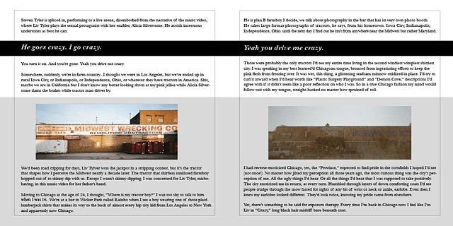LA vs. Midwest Continued Story Spread for Lightness & Darkness Book