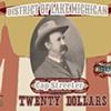 Streeterville Re-enactment Currency: Cap Streeter Twenty