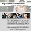 Interior Spread for Lightness & Darkness Book, Album Section