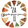 'Za the Pizza Zine II Cover