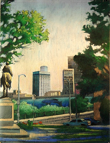 Atlanta Monument