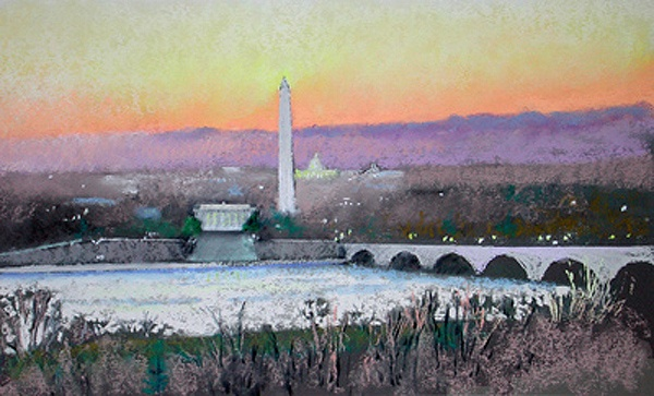 Across the Potomac