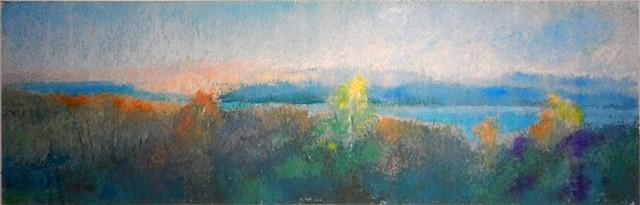 Olana Panorama