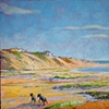 Horses in the Dunes