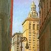 Toward City Hall
