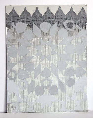 Untitled (grey painting)