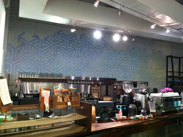 Intelligentsia Installation