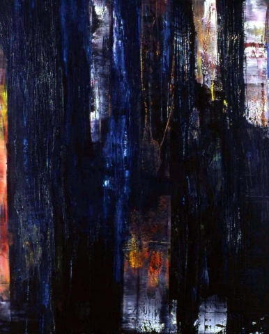 Untitled - Black Painting04
