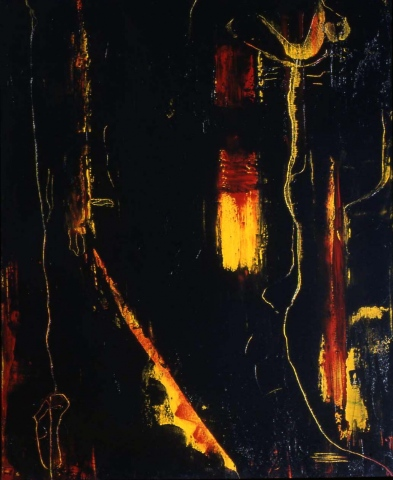 Untitled - Black Painting03