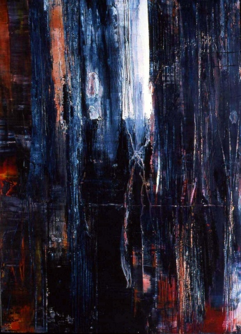 Untitled - Black Painting05