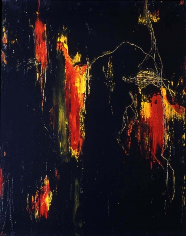 Untitled - Black Painting02