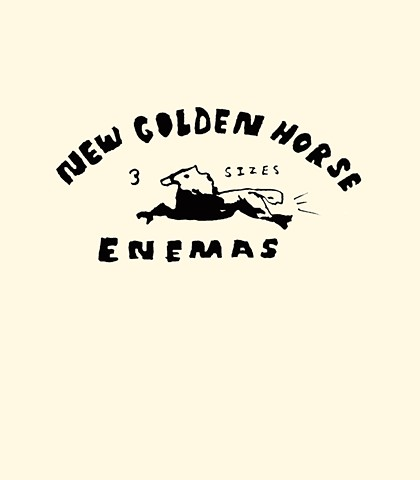 NEW GOLDEN HORSE ENEMAS