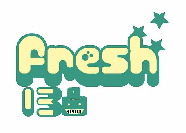 FRESH 13  LOGO   DIGITAL MEDIA