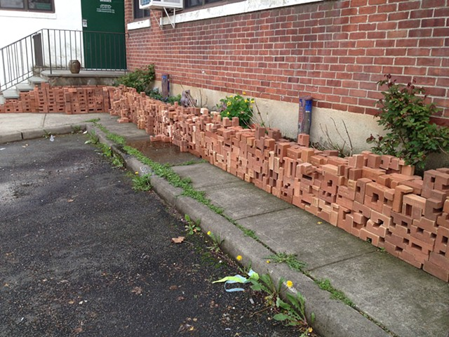 Brick Extraction, Clay Art Center